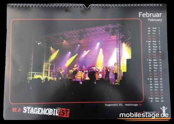 Stagemobil-Kalender
